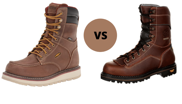 Wedge sole vs heel work boots – Which One Should I Choose?